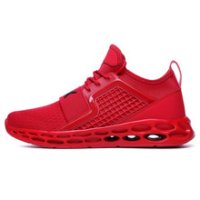 Shoes Men Sneakers Breathable Casual Shoes Krasovki Mocassin Basket Homme Comfortable Light Trainers Chaussures Pour Hommes(China)