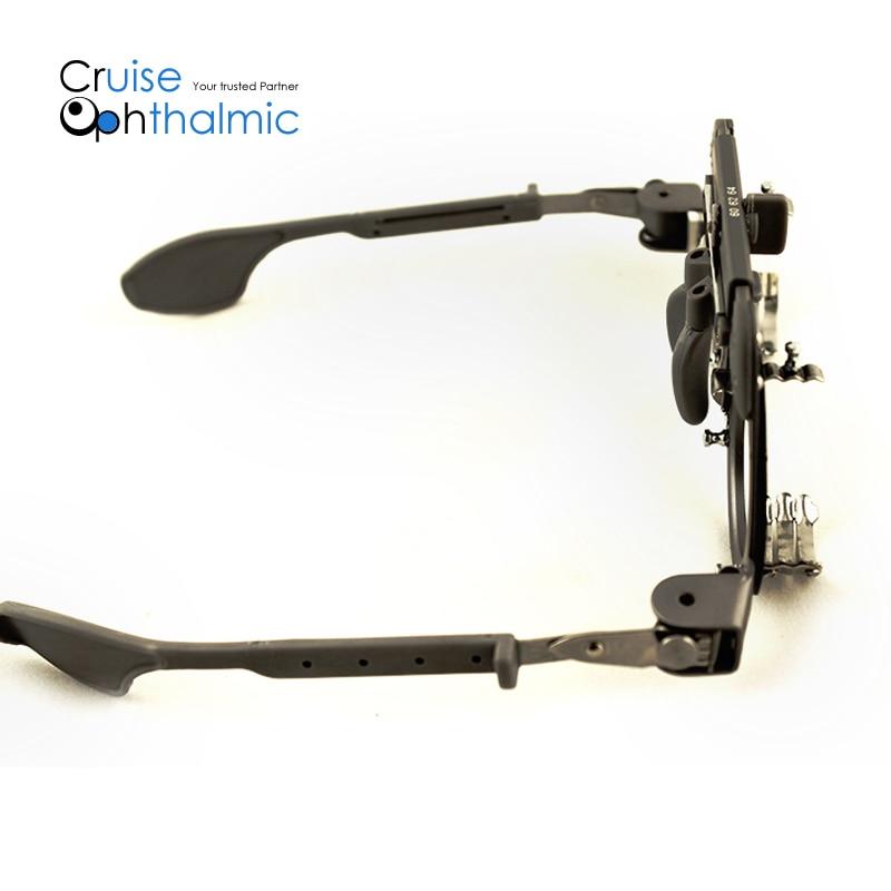 Optometryczna Uniwersalna rama próbna z tytanu TF5470S PD Regulowana - Przyrządy pomiarowe - Zdjęcie 6