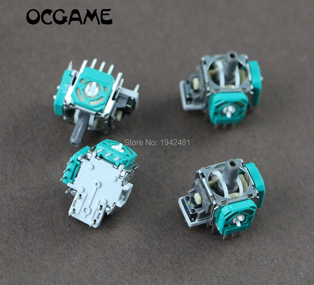 OCGAME High Quality 3D Analog Joystick Stick Sensor Module For XBOXONE Xbox One Axis Thumbstick Controller