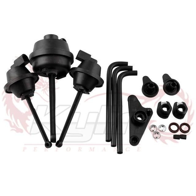 One Set Of PA66 Nylon 66 Intake Manifold Air Flap Runner Repair Kit For Mercedes Benz C350 E350 ML350 R350 OE 2721402401 EA080