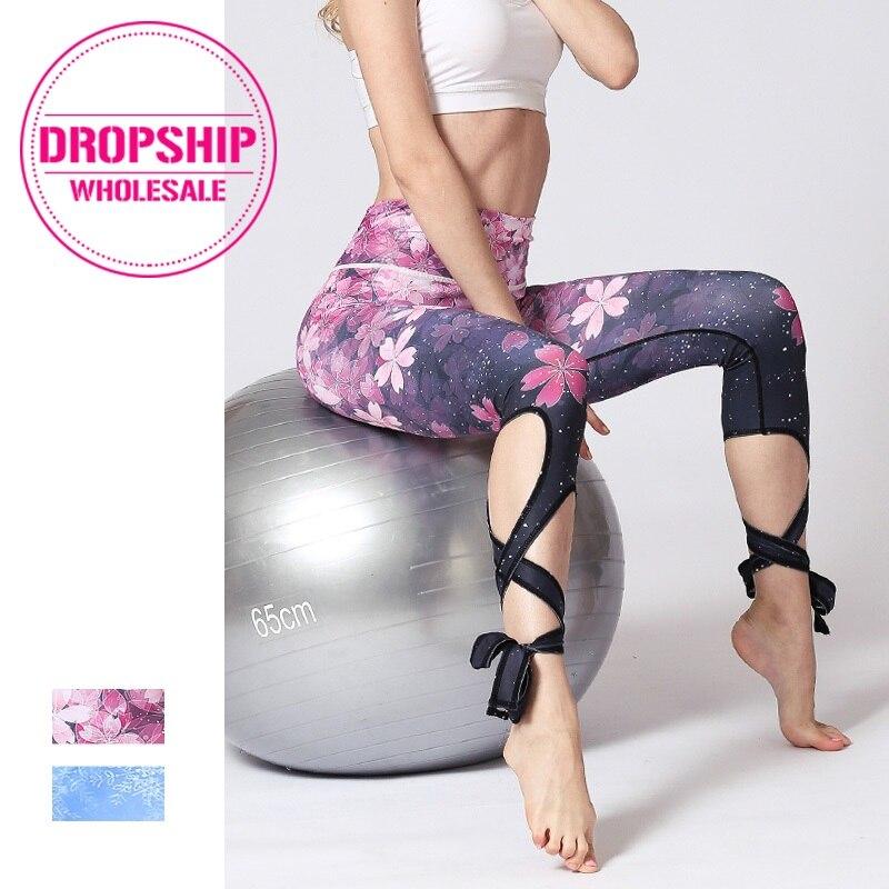 Vintage Deer Wildlife Grass Oil Painting High Waist Yoga Shorts for Woman Girls Tummy Control Capri
