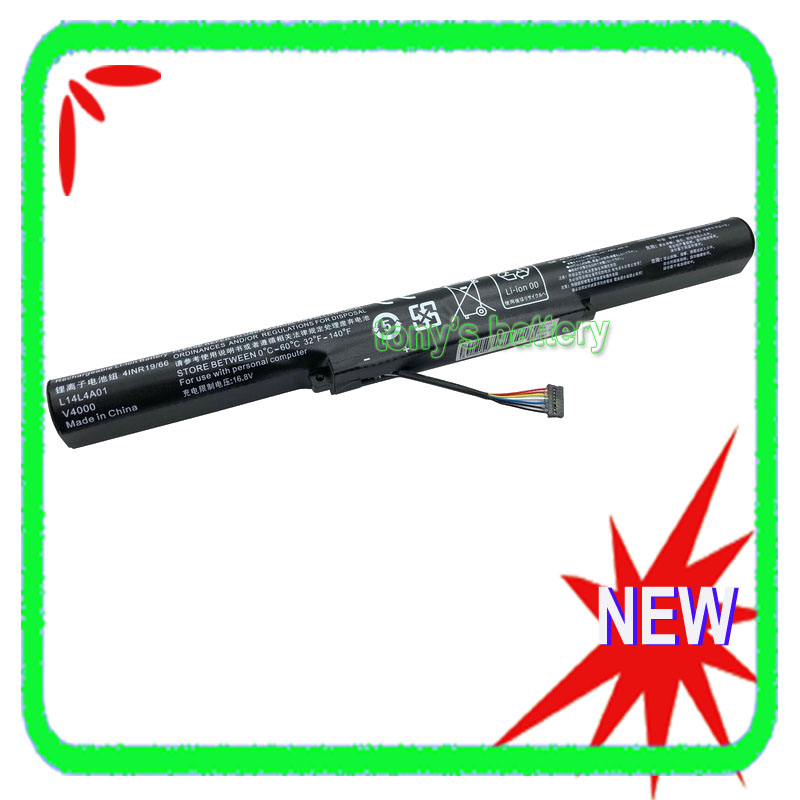 Ship From Canada Battpit/® Laptop//Notebook Battery Replacement for Lenovo IdeaPad Z580 4400 mAh