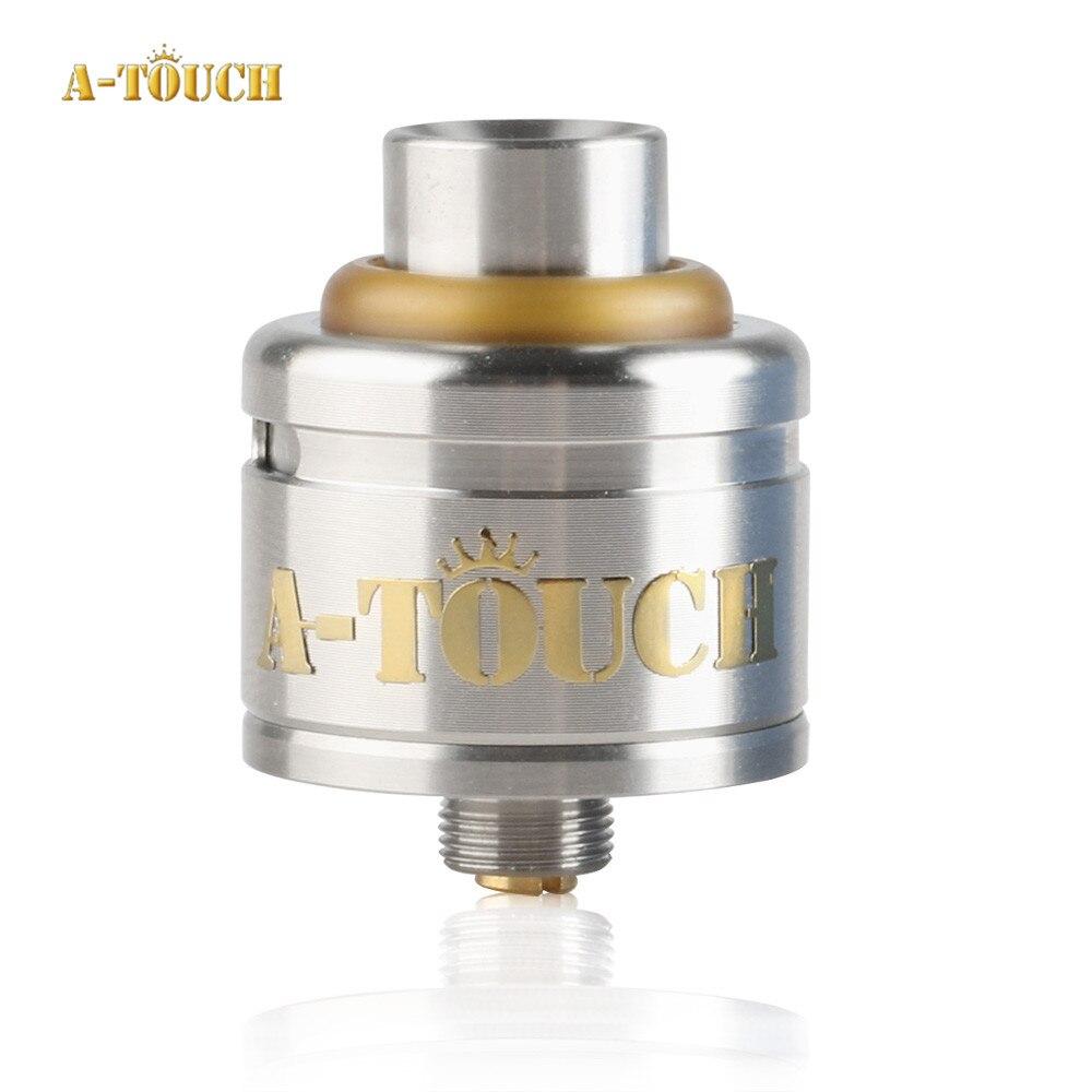 Cigarette électronique goutte atomiseur Original a-touch BF2.0 RDA réservoir 22mm diamètre 1 ml capacité Vape réservoir pour Merchine Mod