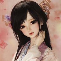 New arrival BJD SD 1/3 AS Xi Shi 62cm fairy girl Free Eye Balls Fashion Shop