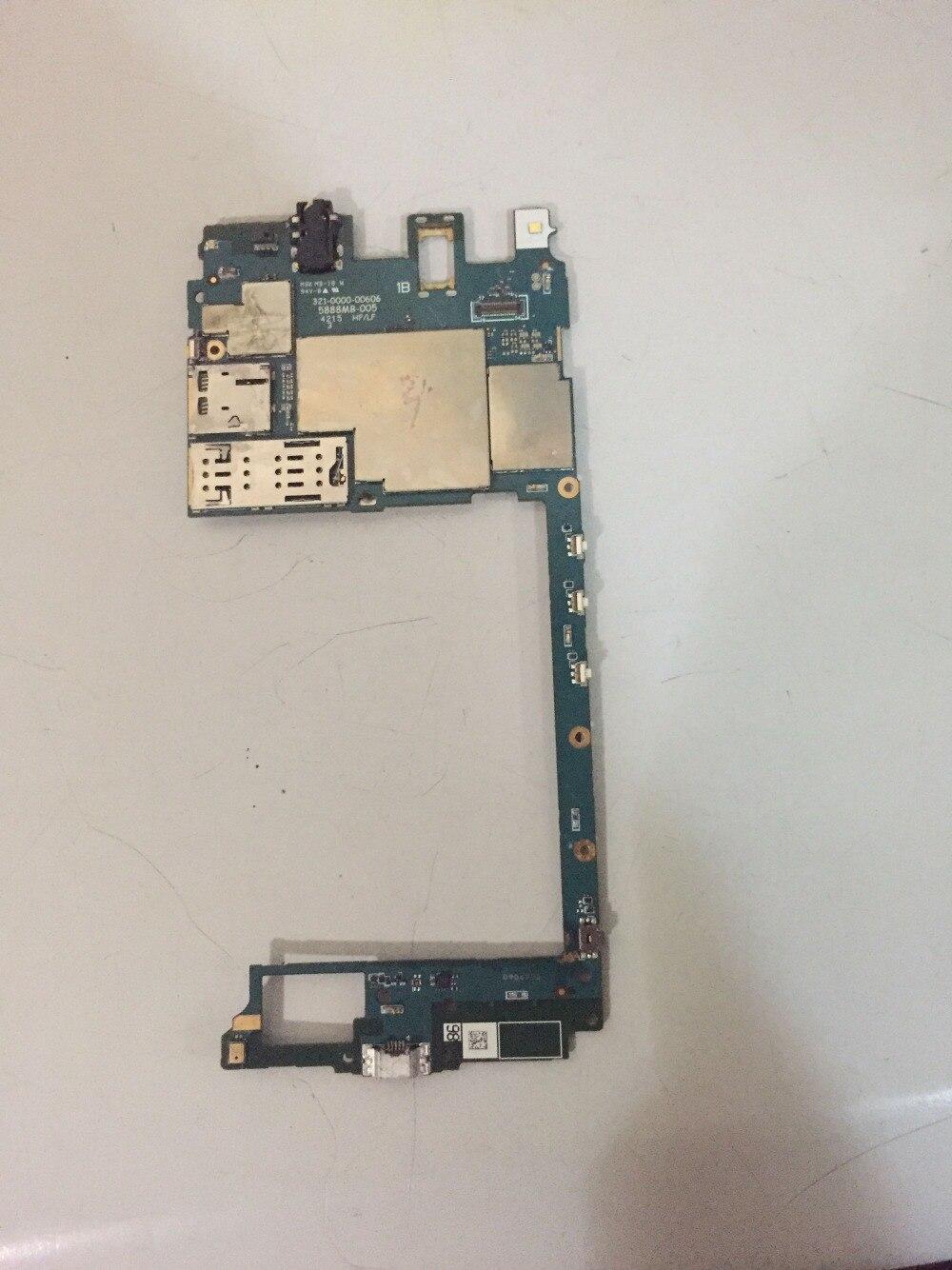 Nouveau Ymitn Logement Mobile Électronique panneau carte mère Carte Mère Circuits Câble Pour Sony Xperia C5 Ultra