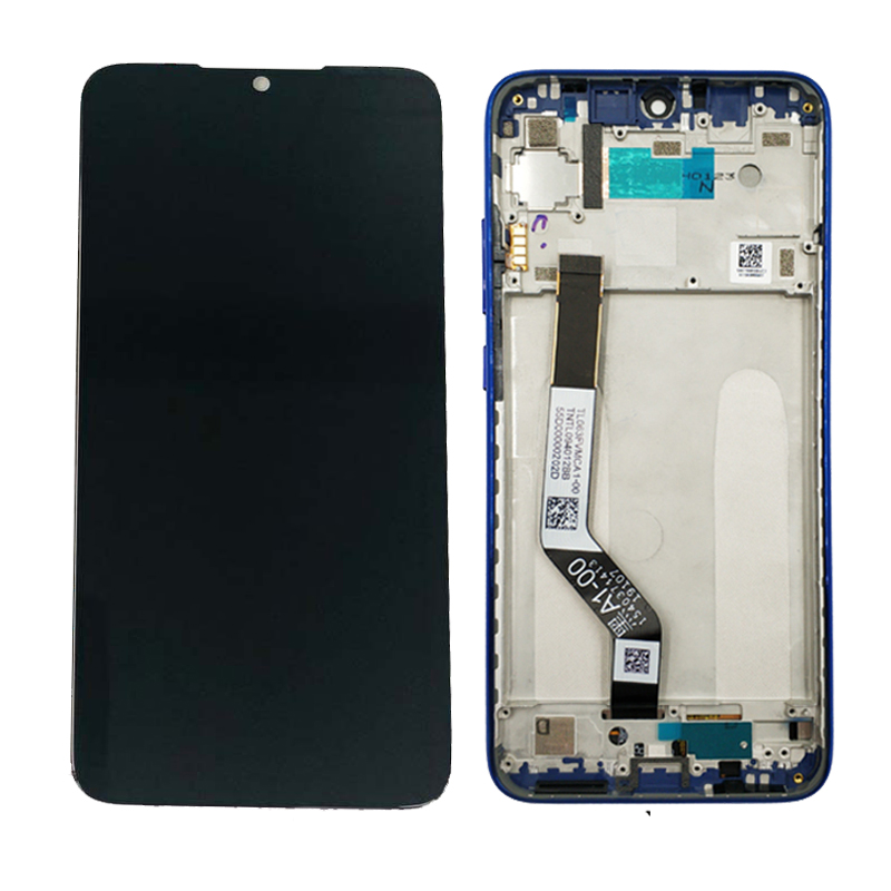 Original for Xiaomi Redmi Note 7 LCD Display Screen Touch Digitizer Assembly Redmi Note7 Pro LCD Display 10 Touch Repair Parts in Mobile Phone LCD Screens from Cellphones Telecommunications