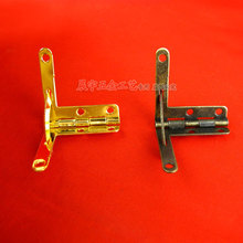 33*30mm Metal Iron Hinges for box Jewelry box hinges Antique box hinge Invisible Furniture accessories 100pcs/lot Free shipping