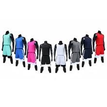 Сезон Мужские дышащие простые баскетбольные Jerset комплект униформы для спортзала атлетики игровые спортивные костюмы на заказ