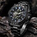 MEGIR 2019 мужские деловые кварцевые часы, армейские спортивные наручные часы с хронографом, мужские роскошные часы от ведущего бренда Relogios ...