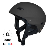 Vihir Adjustable Dial Professional Safety Helmet Hard Hat Kayak Canoe Surf Paddleboard Water Sports Helmet For Adult And Kids