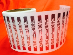 20 шт./лот 9640 UHF RFID стикер ISO18000-6C H3 UHF RFID этикетка 94,8*8,1 мм