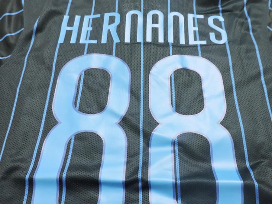Hernanes Inter Milan Jersey terceiro 2015 azul PODOLSKI SHAQIRI fora 14 15  camisa de futebol uniforme de futebol . em Camisas de futebol de Sports ... 13781b569bbe3