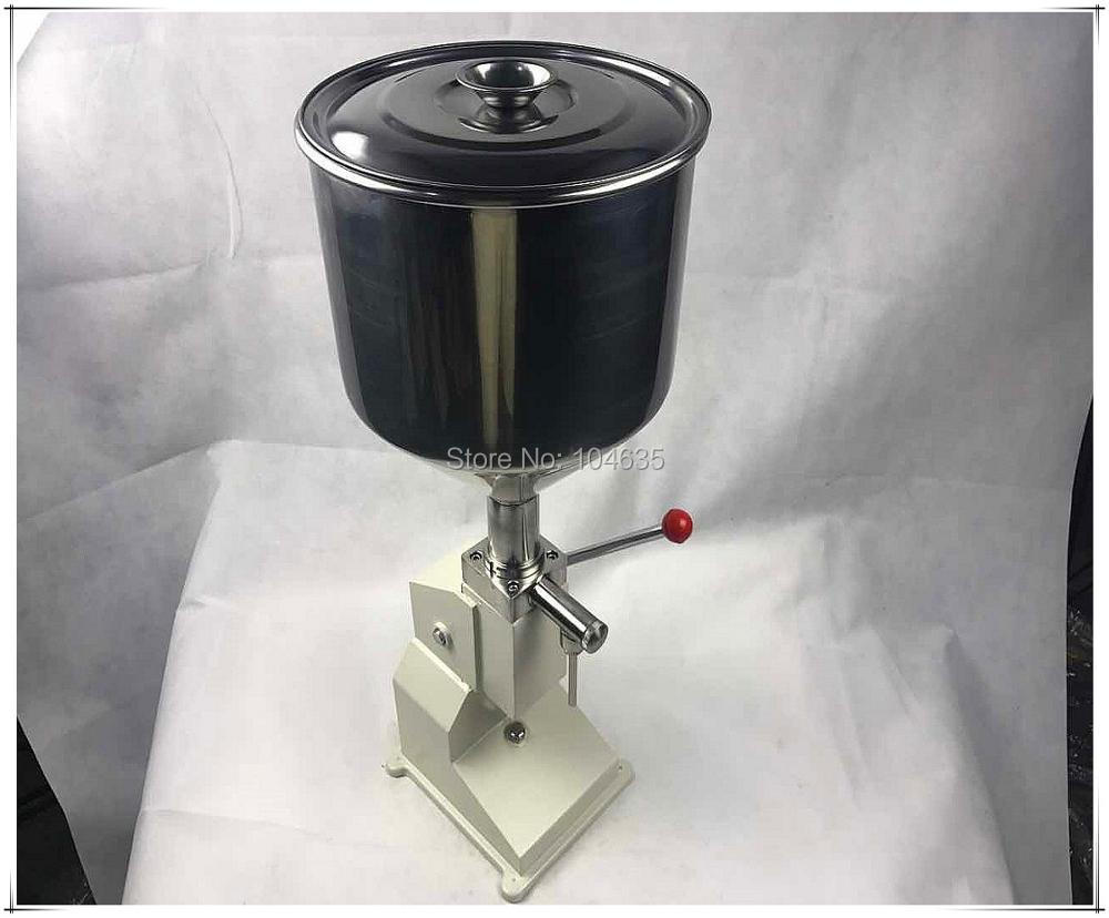 Free shipping! Best Price High Quality NEW A03 Manual Cream Paste Soap Juice Honey Filling Machine 5-50ML free shipping a03 new manual filling machine 5 50ml for cream