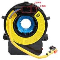 18 Ch 93490-1W310 SPRG câble Contact régulateur de vitesse chauffé pour 2010-2013 Hyundai i45 Sonata YF I30 Hyundai Avante 2011-2013