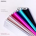 Remax rpp-23 12000 mah usb banco de energia móvel portátil micro usb 5 v 1.5a carregamento da bateria para o iphone 6 s 7 plus para xiaomi huawei