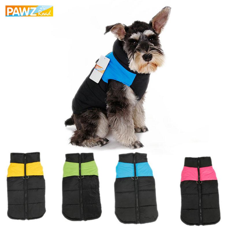 4 colori cucciolo vestiti cane primavera abbigliamento giacca cane piccolo gilet abbigliamento caldo pet abiti invernali cappotto di alta qualità per cane gatto