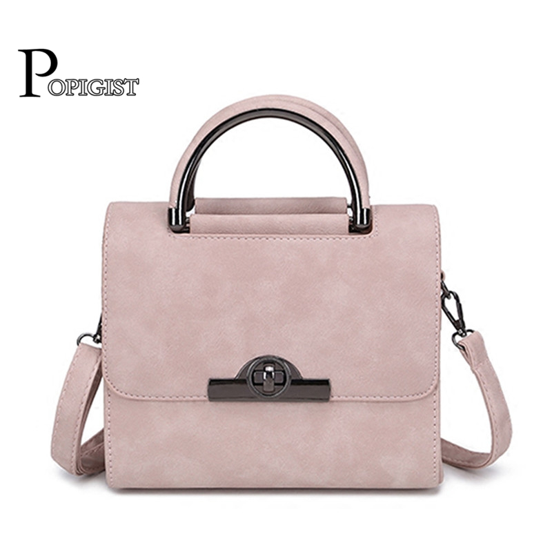 2017 New women s Messenger Shoulder Bag Women Small Leather Crossbody bag Work party Character Handbag