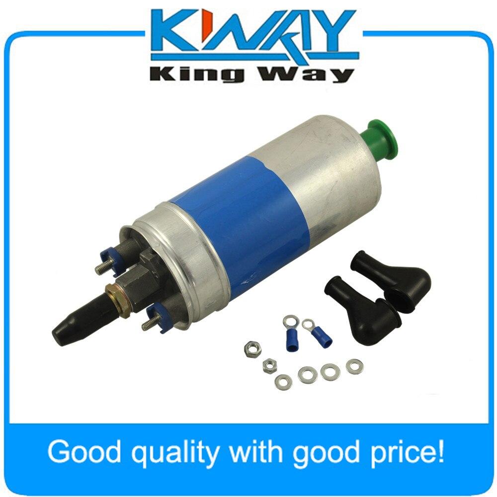 Nouvelle pompe à essence électrique 0580254910 avec Kits d'installation pour Mercedes W123 W124 W126
