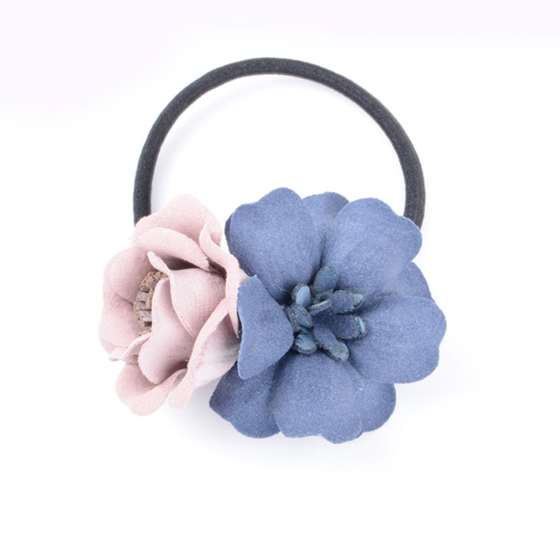 Girl's Hair Accessories Arherigele Elastic Hair Bands Girls Cute Ears Headscarf Flannel Headbands Turban For Women Hair Accessories Headdress Hairband Beautiful And Charming