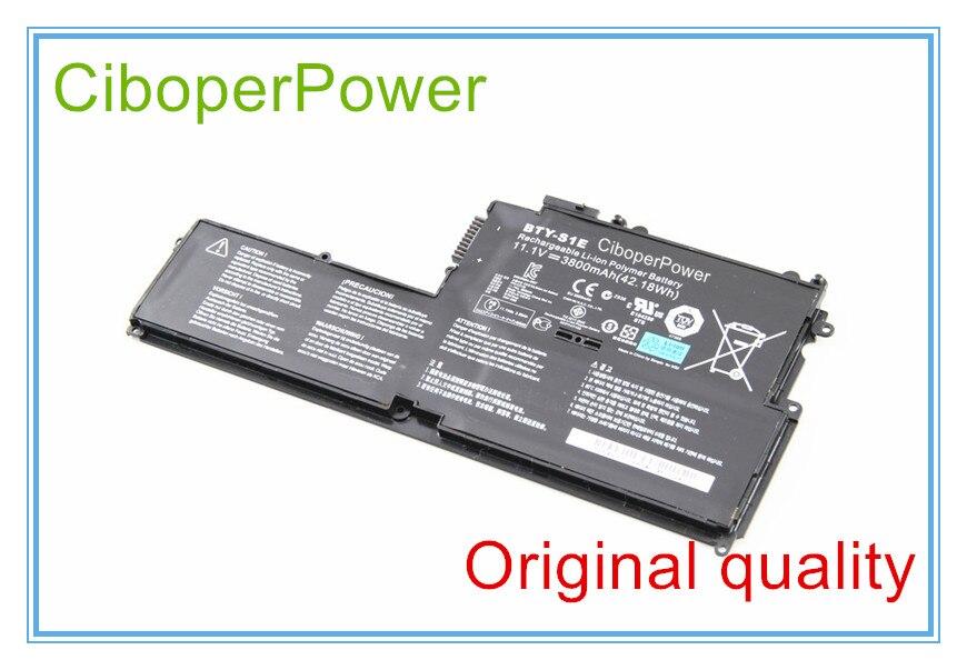 D'origine BTY-S1E Batterie Pour Curseur S20 Tablet PC 11.1 V 3800 mAh/42.18WH Livraison gratuite
