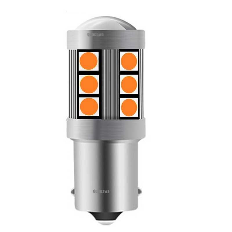 2 шт. Новый 1156 P21W 7506 BA15S R5W R10W 3030 светодиодный автоматический стоп-сигнал DRL вождения автомобиля лампа обратный лампы поворотники Янтарный красный, белый