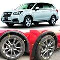 4 шт./компл. высокое качество Брызговики брызговики крылья специальные для Subaru Forester XV Outback