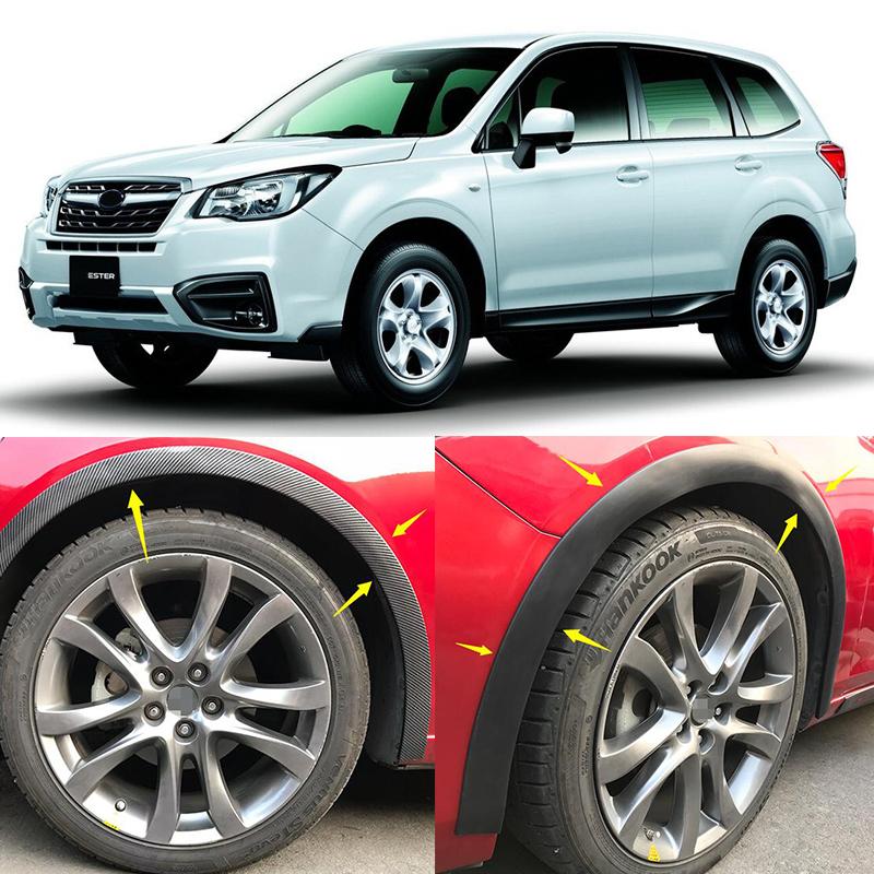 4 pcs/set High Quality MUD FLAP FLAPS SPLASH GUARD Mudflaps Fenders Special For Subaru Forester XV Outback4 pcs/set High Quality MUD FLAP FLAPS SPLASH GUARD Mudflaps Fenders Special For Subaru Forester XV Outback