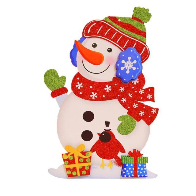 1 Stück Weihnachten Schnee Weihnachten Schnee Dekoration
