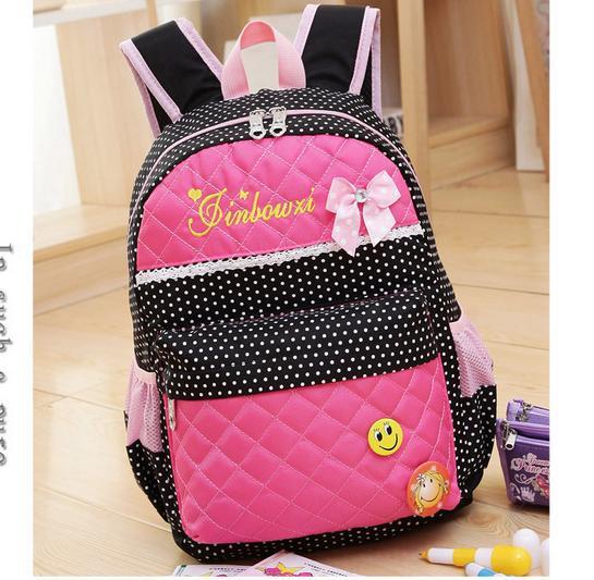 New fashion Cartoon Backpack For Women Girls Satchel School Bags Cute School Backpack children school book bags