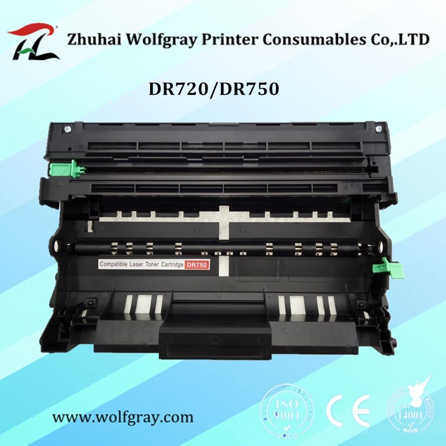 Compatible con la unidad de tambor Brother DR720 DR750 DR3350 DR3355 - Electrónica de oficina
