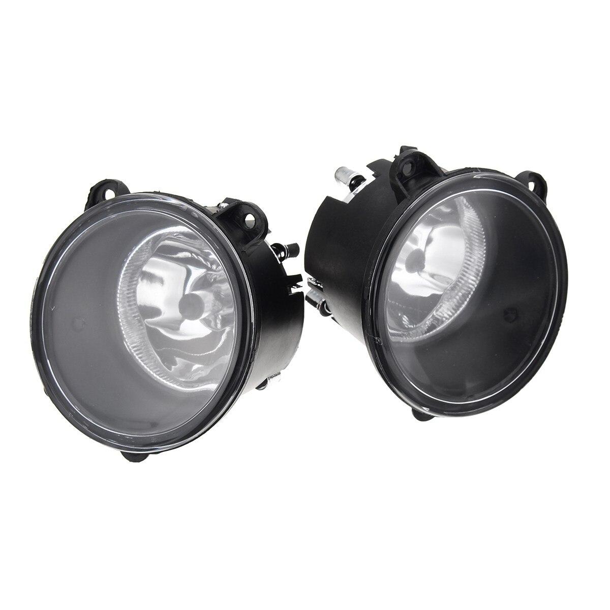 Пара Очистить Автомобиль Передние Противотуманные Фары Н11 Лампы Лампа Для Ленд Ровер Дискавери 3 Х2 2003-2009