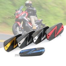 Мотоциклетная обувь спереди бачок крышка бака тормозной жидкости крышка для Honda CBF500 CBF600 2004-2007 CBF600S 2004- CBF1000 2006-2012