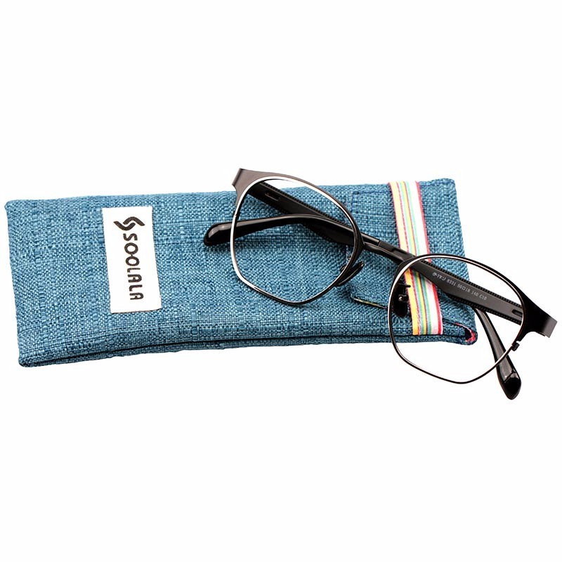 SOOLALA Vintage Reading Glasses Women Eyeglasses Men Brand Quality ...