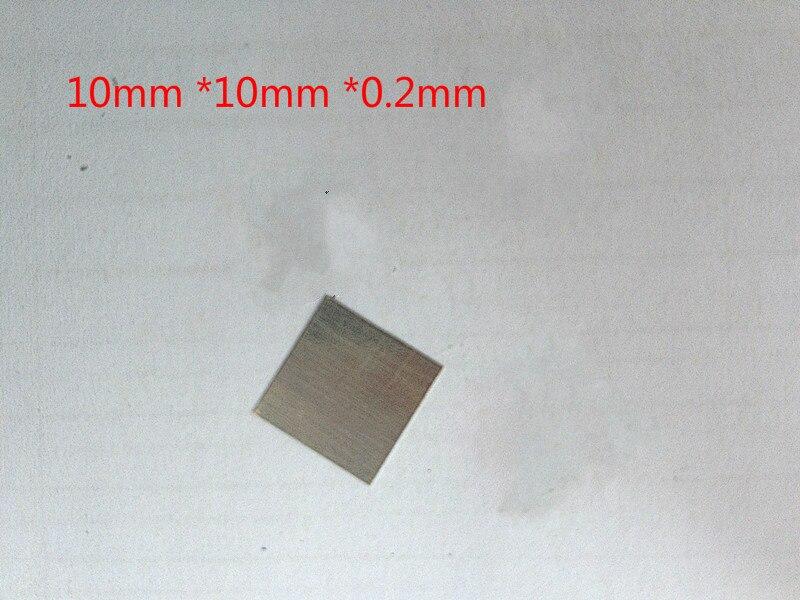 Pure platinum tablet, platinum plate electrode, purity: 99