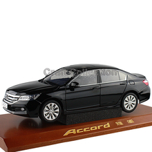 1:18 Honda Accord 9th Generation Diecast Model Car Alloy Toy Kids