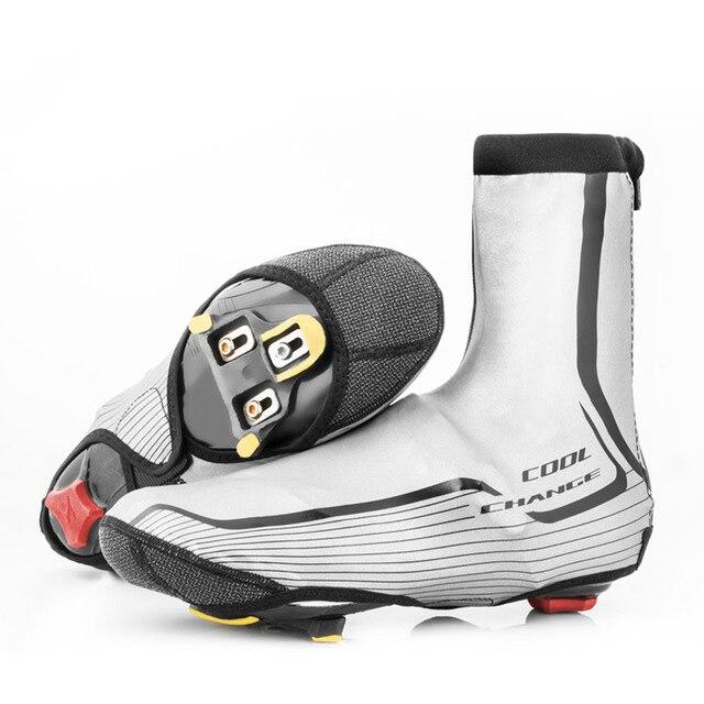 Cycling Shoe Covers Water...