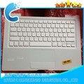 Original ee. uu. layout teclado del ordenador portátil para apple macbook a1181