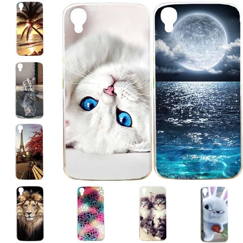 Case for Alcatel Idol 3 4.7 inch Printing PC Back Phone Case Cover for Alcatel One Touch idol3 6039Y 4.7