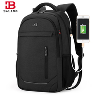 BALANG Brand Large Capacity 15 6 Inch Laptop Casual Bags Man Backpack Women Travel School Notebook