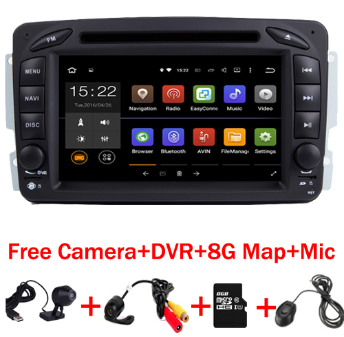 In Stock Android 7.1.1 7 Inch Car DVD Player For Mercedes Benz W209 W203 W163 W463 Viano W639 Vito Wifi 3G GPS Bluetooth Radio door mirror turn signal light for mercedes benz w636 w639 vito viano