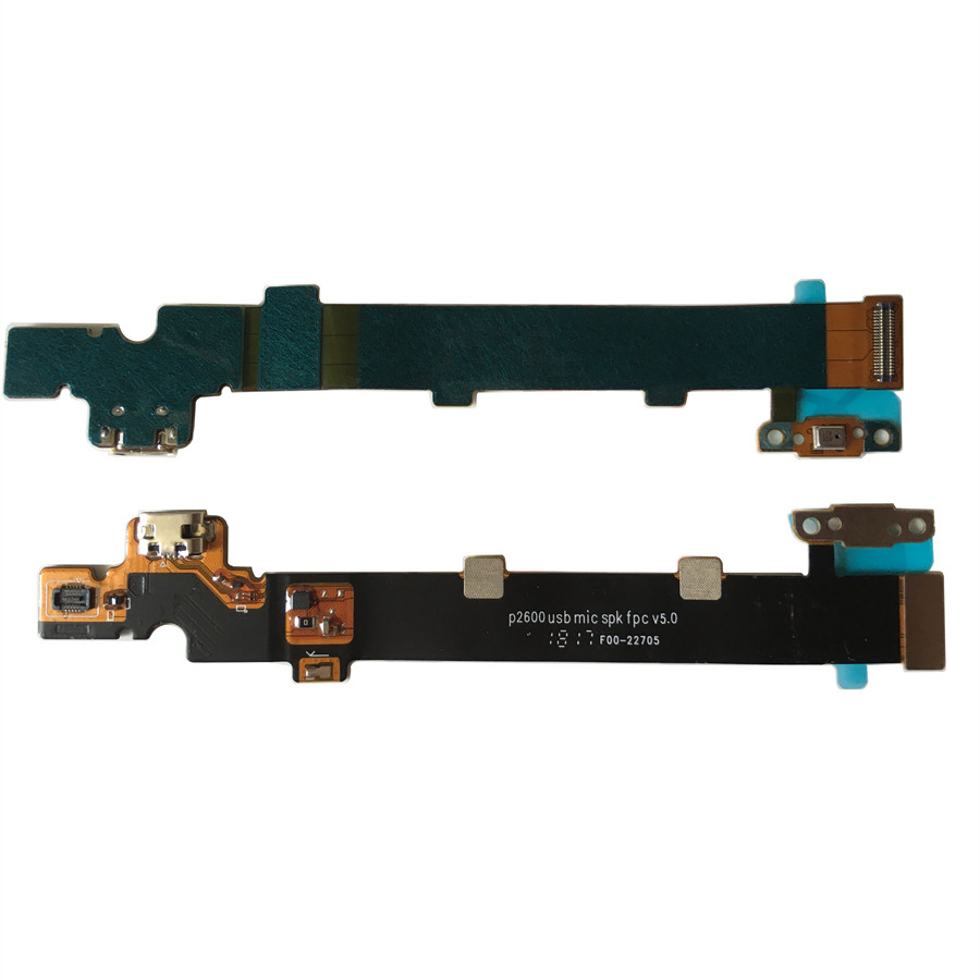 1pc Dock Charger Port Flex Cable FPC Connector Socket for Apple iPad 2