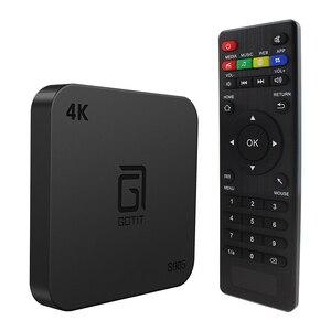 Image 1 - Gotit Italië S905 Android Tv Box 7.1 Met Europa Franse Italië Uk Duitsland België Iptv Voor Smart Tv Box Alleen geen Kanalen Inbegrepen