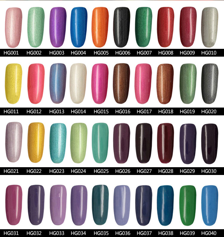 Canary Charm 2015 Newest Autumn Color Soak Off gel nail polish for ...