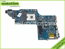 laptop motherboard for hp pavilion DV6-7000 682177-001 48.4ST04.021 HM77 GMA HD DDR3