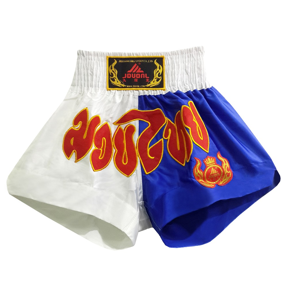 Prix pour Guerrier MMA De Boxe Troncs Lutte Short Pantalon de Combat Libre Boxe Sanda Shorts Muay Thai Pour Hommes Livraison Gratuite BS-JHW0003