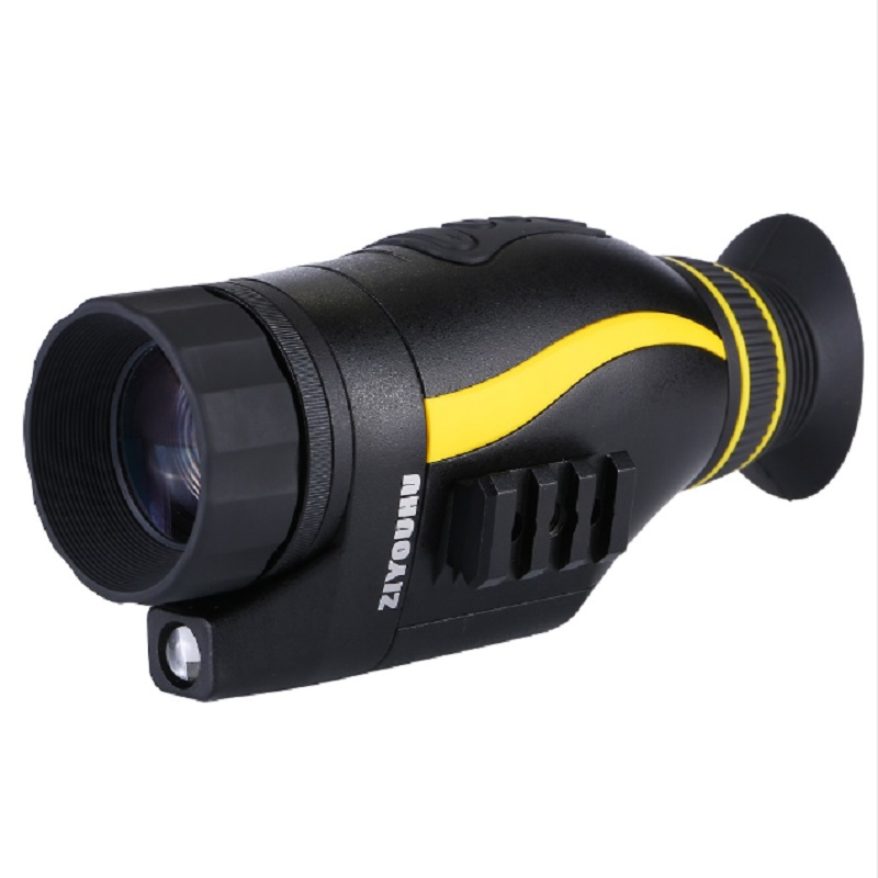 ZIYOUHU HD 4 Times Zoom Infrared Digital Night Vision Monocular Telescope for Hunting Scouting Night Viewer Handheld Device in Night Visions from Sports Entertainment
