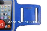 неопрена тренажерный зал бег бег спортивная сумка повязки для iPhone 5 в сотовый телефон тренировки аксессуар для айфона 5