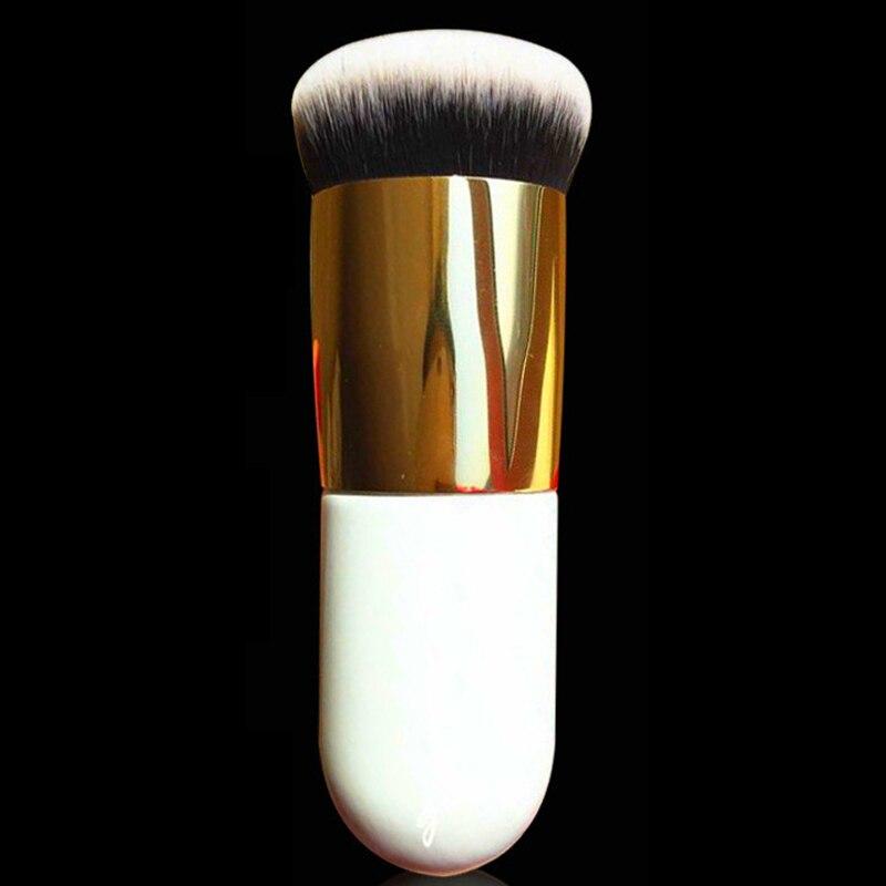 Шт. 1 шт. пухлые кисть основа для макияжа лица Кисточки портативный BB кисточка для нанесения макияжа Лето 2017 г. Лидер продаж