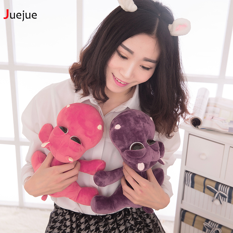 Hippo Plush Toys Stuffed Animals Big Eyes Hippo Dolls with Kids Toys for Children Birthday Gifts Party Decor Soft Peluches 1pcs 40cm 50cm hot sale japan rain umbrella totoro dolls stuffed plush toys dolls children gifts