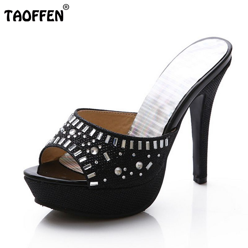women peep open toe stiletto platform party high heel sandals sexy fashion ladies heeled footwear heels shoes size 33-39 P16820 fashion peep toe and platform design sandals for women